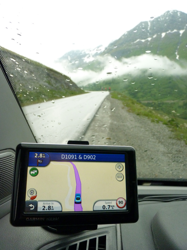 mountain garmin
