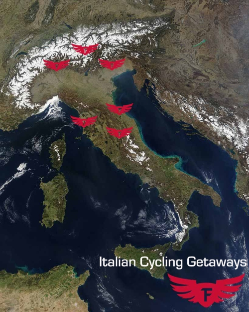 Italian Cycling Getaways